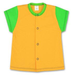 Кофточка арт:1-67 желтая