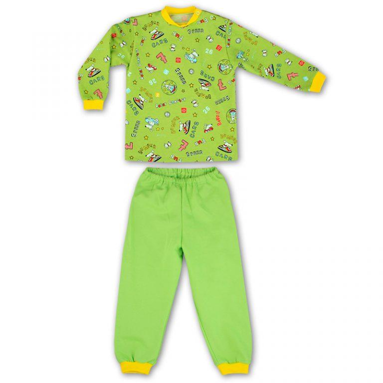 Пижама арт:341 зел