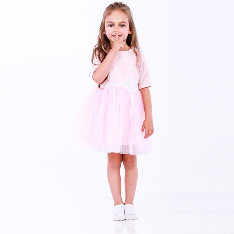 Платье арт:5-27 персик