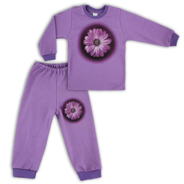 Пижама арт:9-07н-3 сирень