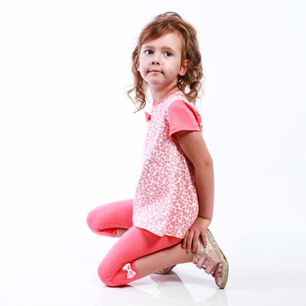 Блуза дев арт:1-46 персик