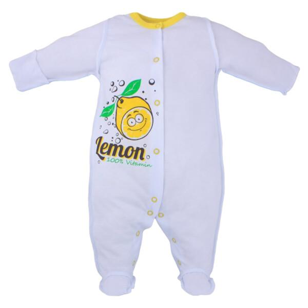 Спальник арт:1-35н лимон