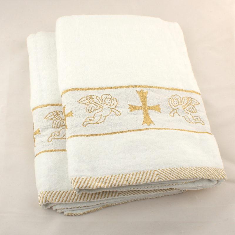 Текстиль для крещения. Крыжма. Крестильные наборы для новорожденных.