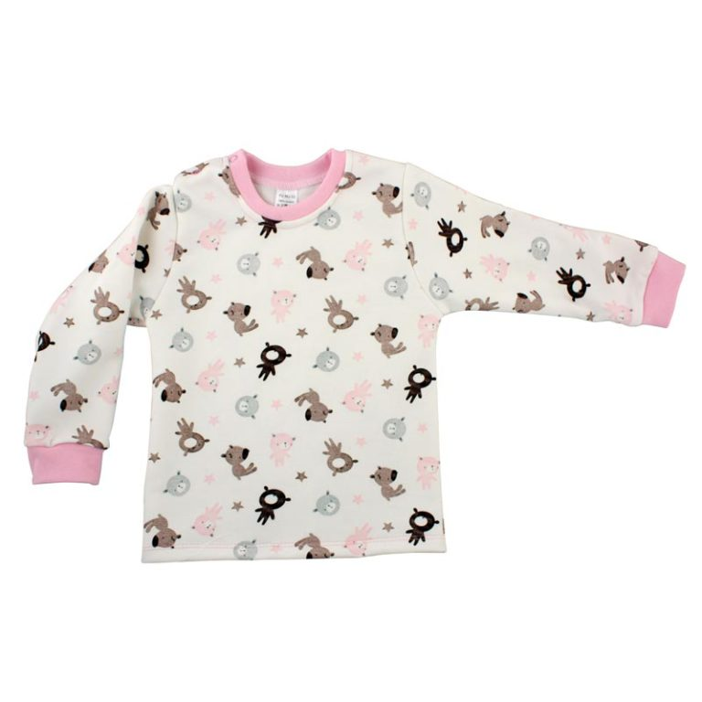 Пижама арт:3-07-1 роз