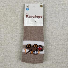 Носки для новорожденных мальчиков теплые Karatepe н-30_1