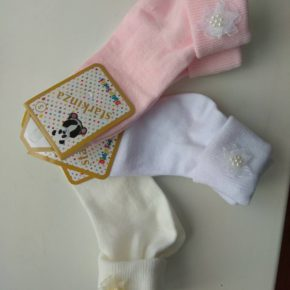Носки для девочки арт: н-8