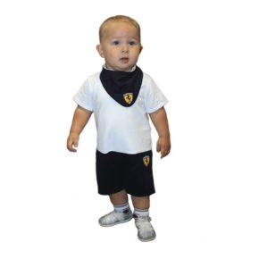 Песочник для мальчика PaMaYa 1-77 белый