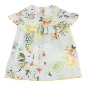 Платье PaMaYa 7-79 оливковое