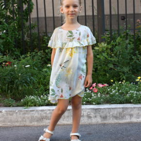 Платье батист PaMaYa 7-79
