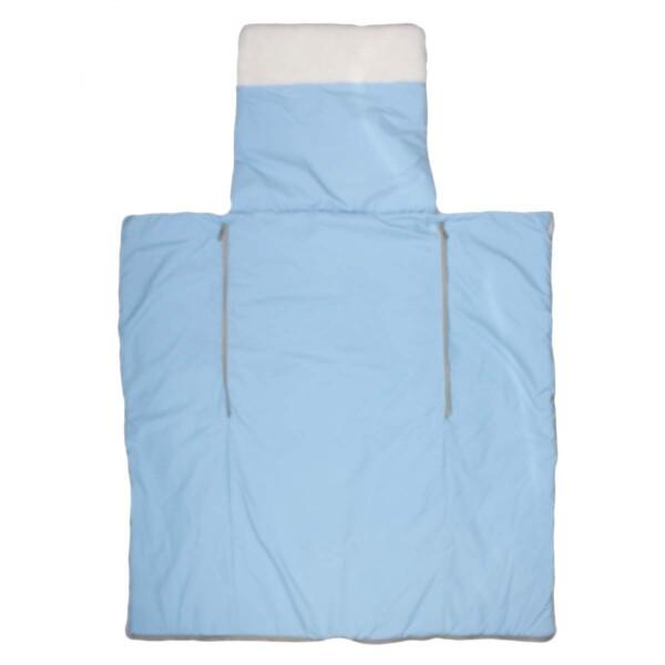 Конверт-одеяло PaMaYa к-3_1 голубой
