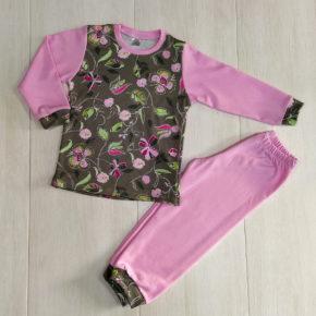 Пижама для девочки PaMaYa 9-07-3
