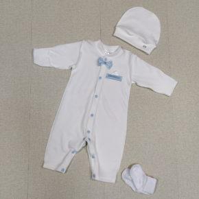 Комплект крестильный для мальчика PaMaYa 9-47-2
