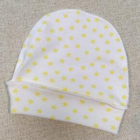 Шапочка для новорожденнных PaMaYa 18-35-3