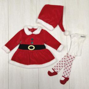 Нарядный новогодний костюм для девочки Necixs 460934