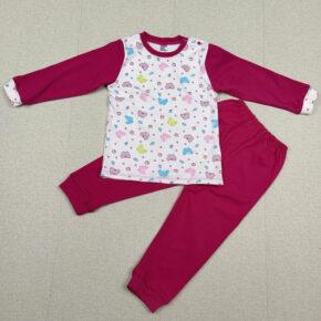 Пижама для девочки PaMaYa 9-07-2