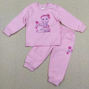Пижама для девочки PaMaYa 91-07н-1