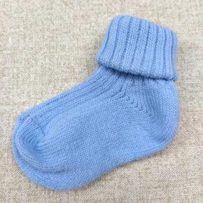 Носки для новорожденных тёплые Talha н-21_3