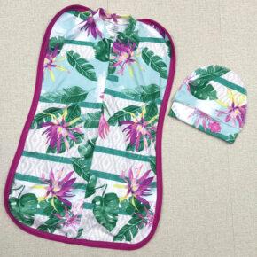Комплект спальник-мешочек и шапочка Pamaya 9-106-1