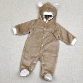 Комбинезон тёплый для малышей PaMaYa 12-03-4
