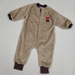 Человечек тёплый для малышей PaMaYa 12-110
